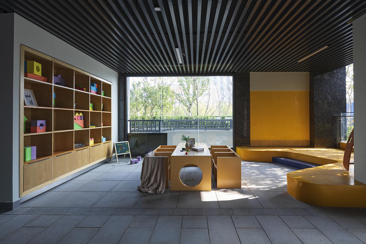 现代室内设计理念_旭辉铂悦犀湖架空层-杭州诺特拉斯装饰工程有限公司